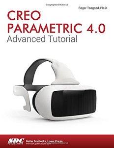 Creo Parametric 4.0 Advanced Tutorial-cover