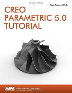 Creo Parametric 5.0 Tutorial-cover
