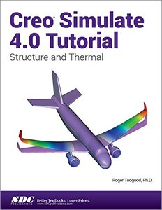 Creo Simulate 4.0 Tutorial-cover