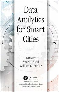Data Analytics for Smart Cities (Data Analytics Applications)-cover