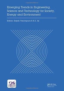 Emerging Trends in Engineering, Science and Technology for Society, Energy and Environment: Proceedings of the International Conference in Emerging ... January 18-20, 2018, Thrissur, Kerala, India-cover