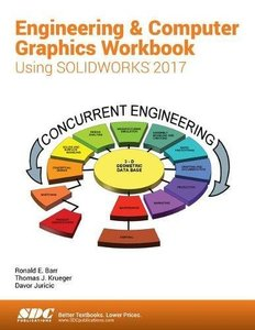 Engineering & Computer Graphics Workbook Using SOLIDWORKS 2017-cover