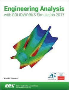 Engineering Analysis with SOLIDWORKS Simulation 2017-cover