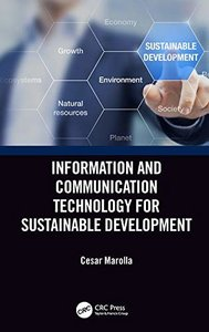 Information and Communication Technology for Sustainable Development-cover