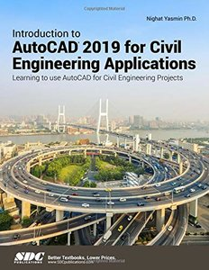 Introduction to AutoCAD 2019 for Civil Engineering Applications-cover