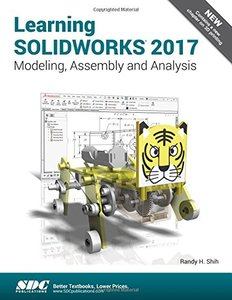 Learning SOLIDWORKS 2017-cover