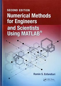 Numerical Methods for Engineers and Scientists Using MATLAB®-cover