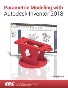 Parametric Modeling with Autodesk Inventor 2018-cover