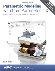 Parametric Modeling with Creo Parametric 4.0-cover