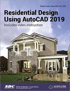 Residential Design Using AutoCAD 2019-cover