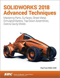 SOLIDWORKS 2018 Advanced Techniques-cover