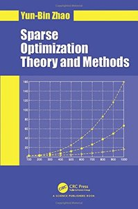 Sparse Optimization Theory and Methods-cover