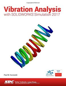 Vibration Analysis with SOLIDWORKS Simulation 2017-cover