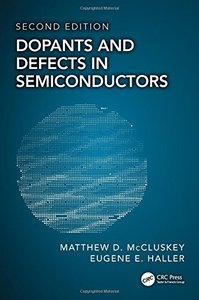Dopants and Defects in Semiconductors-cover