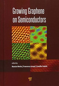 Growing Graphene on Semiconductors-cover