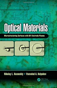 Optical Materials: Microstructuring Surfaces with Off-Electrode Plasma-cover