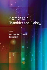 Plasmonics in Chemistry and Biology-cover