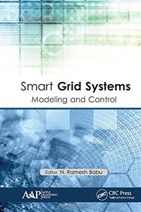 Smart Grid Systems: Modeling and Control-cover