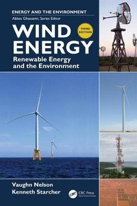 Wind Energy: Renewable Energy and the Environment-cover