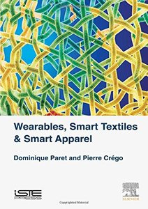 Wearables: Smart Textiles and Smart Apparel-cover