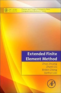 Extended Finite Element Method: Tsinghua University Press Computational Mechanics Series-cover