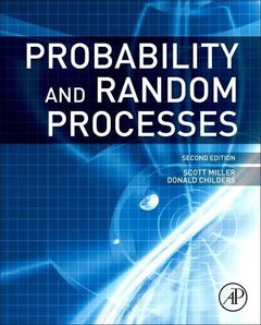 Probability and Random Processes: With Applications to Signal Processing and Communications-cover