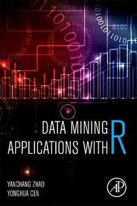 Data Mining Applications with R-cover