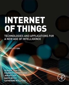 Internet of Things: Technologies and Applications for a New Age of Intelligence-cover