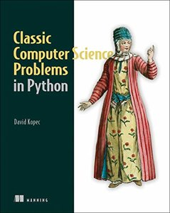 Classic Computer Science Problems in Python-cover