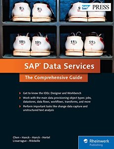 SAP Data Services: The Comprehensive Guide-cover