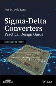 Sigma-Delta Converters: Practical Design Guide (Hardcover)-cover