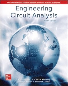 Engineering Circuit Analysis, 9/e (Paperback)-cover
