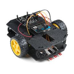 SparkFun micro:bot kit 自走車套件包-cover