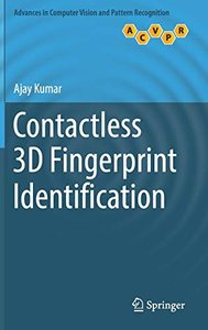 Contactless 3D Fingerprint Identification (Advances in Computer Vision and Pattern Recognition)-cover