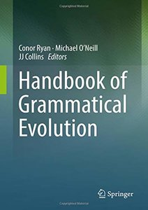 Handbook of Grammatical Evolution-cover