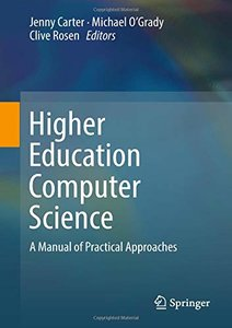 Higher Education Computer Science: A Manual of Practical Approaches-cover