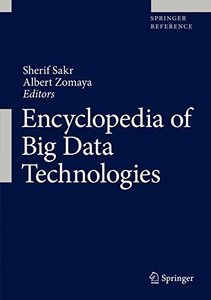 Encyclopedia of Big Data Technologies-cover