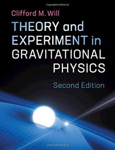 Theory and Experiment in Gravitational Physics, 2/e (Hardcover)-cover