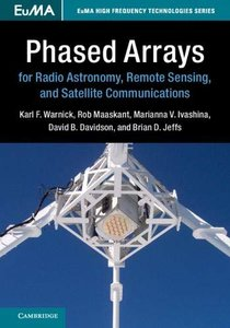 Phased Arrays for Radio Astronomy, Remote Sensing, and Satellite Communications (Hardcover)-cover