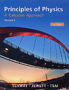 Principles of Physics: A Calculus Approach Volume 2, 2/e (Paperback)-cover