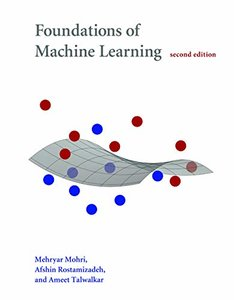 Foundations of Machine Learning, 2/e (Hardcover)-cover