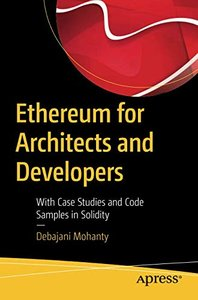 Ethereum for Architects and Developers-cover