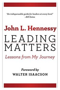Leading Matters: Lessons from My Journey-cover