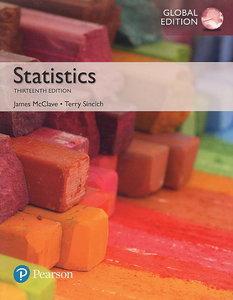 Statistics, 13/e (IE-Paperback)-cover