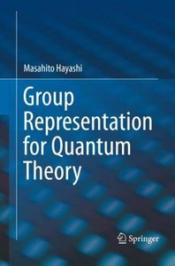 Group Representation for Quantum Theory-cover