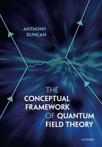 The Conceptual Framework of Quantum Field Theory (Paperback)-cover