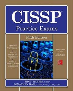 CISSP Practice Exams, 5/e (Paperback)-cover