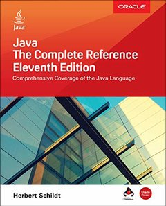Java: The Complete Reference, Eleventh Edition (Complete Reference Series)-cover