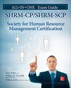 SHRM-CP/SHRM-SCP Certification All-in-One Exam Guide-cover