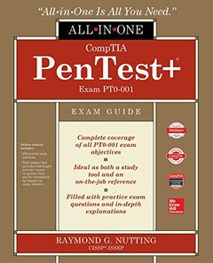 CompTIA PenTest+ Certification All-in-One Exam Guide (Exam PT0-001)-cover